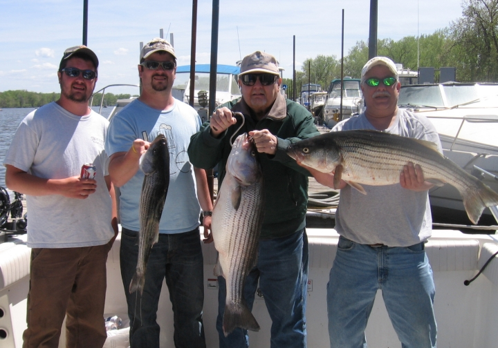 Hudson river fishing reports with ace charters for Striper fishing report