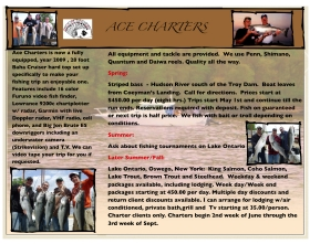 Ace Charters Brochure Back Page