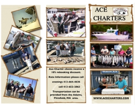 Ace Charters Brochure Front Page
