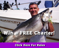 Win a Free Charter!