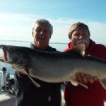 Large Lake trout