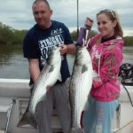 Hudson River fishing charters pics 8