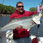 Hudson River fishing charters pics 2