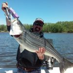 Hudson River fishing charters pics 1