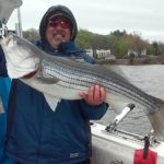 Hudson River striper fishing charters pics 10