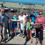 Lake Ontario fishing family fun