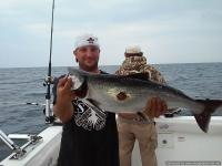 lake ontario fishing charter caught king
