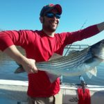 stripers put smiles on faces