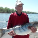 two hands to hold this striper