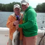 these two guys are happy anglers
