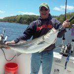 Hudson River fishing charters pics 26