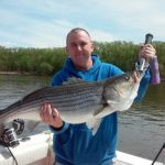 Hudson River fishing charters pics 9