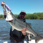 Hudson River fishing charters pics 1