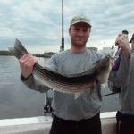 Hudson River fishing charters pics i