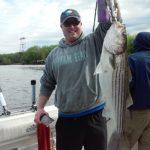 Hudson River fishing charters pics g