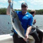 Hudson River fishing charters pics e
