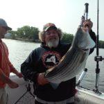 Hudson River fishing charters pics d