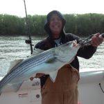 Hudson River fishing charters pics c