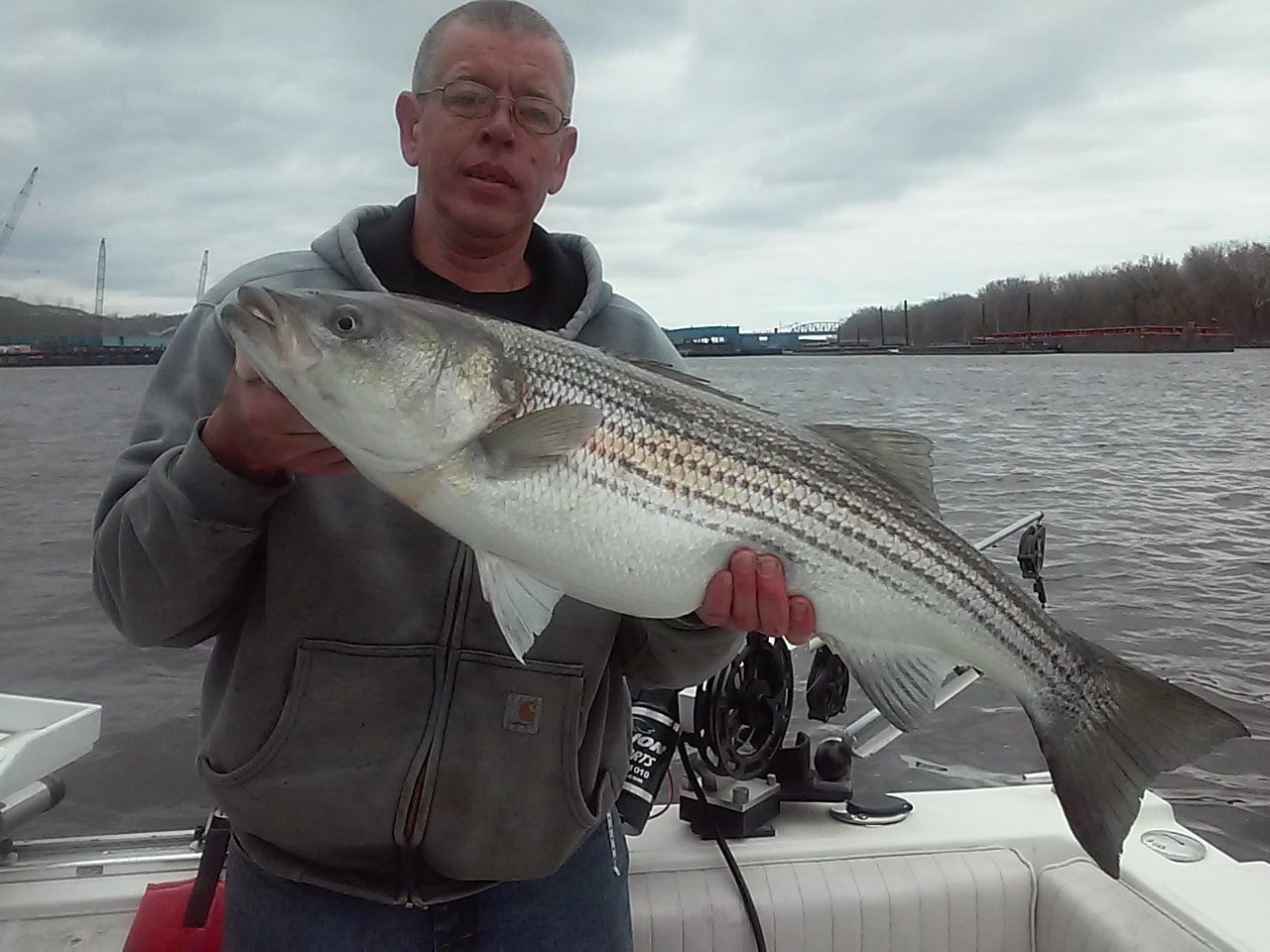 hudson river fishing photo gallery