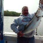 Hudson River fishing charters pics a
