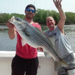 Hudson River fishing charters pics