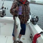 Hudson River striper fishing charters pics 24