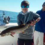 ben holding lake trout