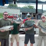 four guys four fish