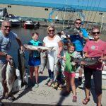 Lake Ontario fishing family fun