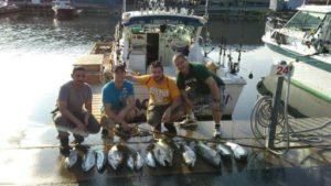 Outlook For Lake Ontario Fishing 2018 King Salmon Charters