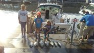 Lake Ontario Fishing Charters for Trout and Salmon