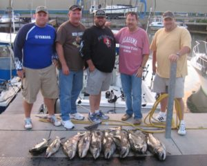 What an incredible Lake Ontario fishing season.