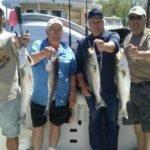 Hudson River fishing charters 2018 report