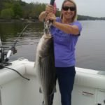 Mom caught one two