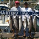 father and son with limit of kings