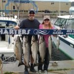father and daughter did well with limit