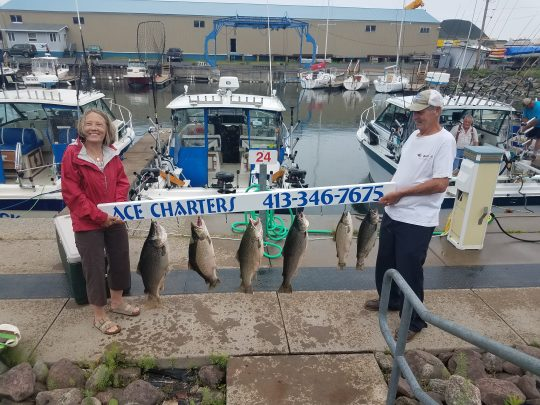 2021 Lake Ontario Fishing Report and Review